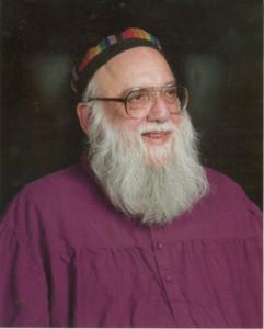 Rabbi photo! AW maroon