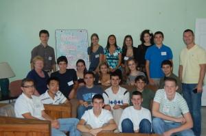 Retreat Group at CFET